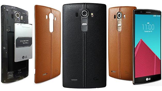 LG G4 Bildbearbeitung