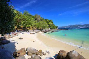 Paradise Beach auf Phuket in Thailand