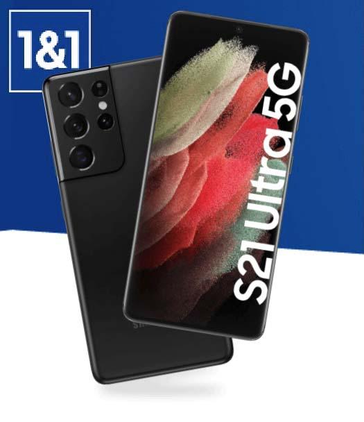1und1 smartphone samsung s21 ultra 5g