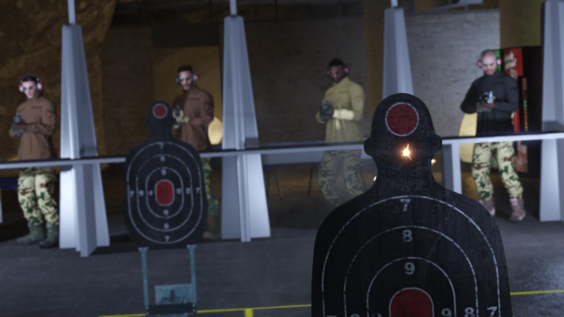 GTA 5 Target