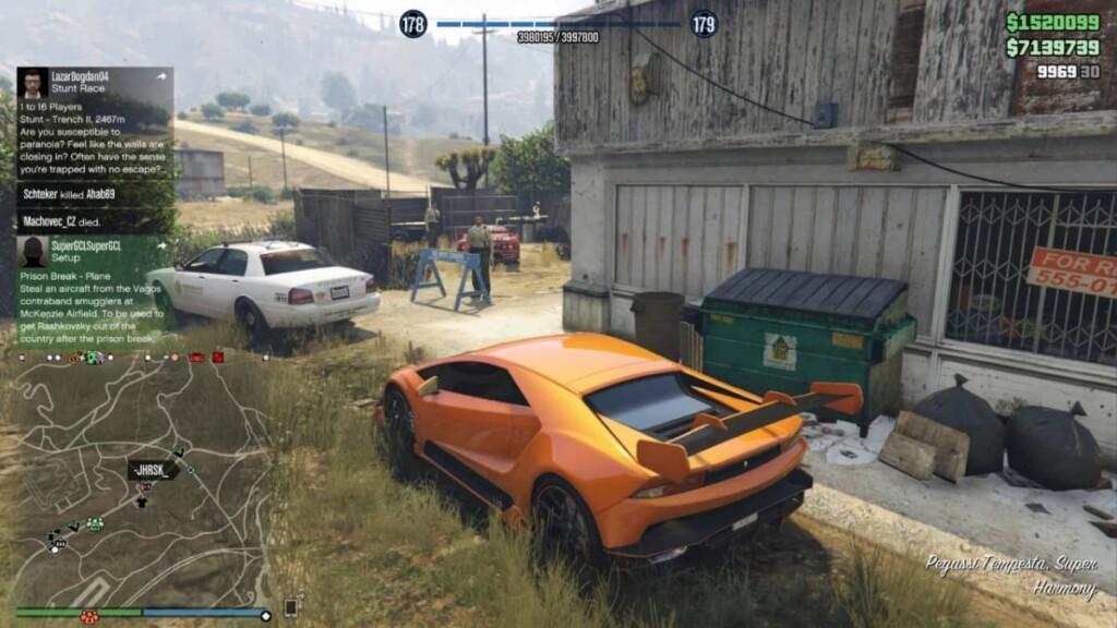 GTA 5 Vehicle Cargo