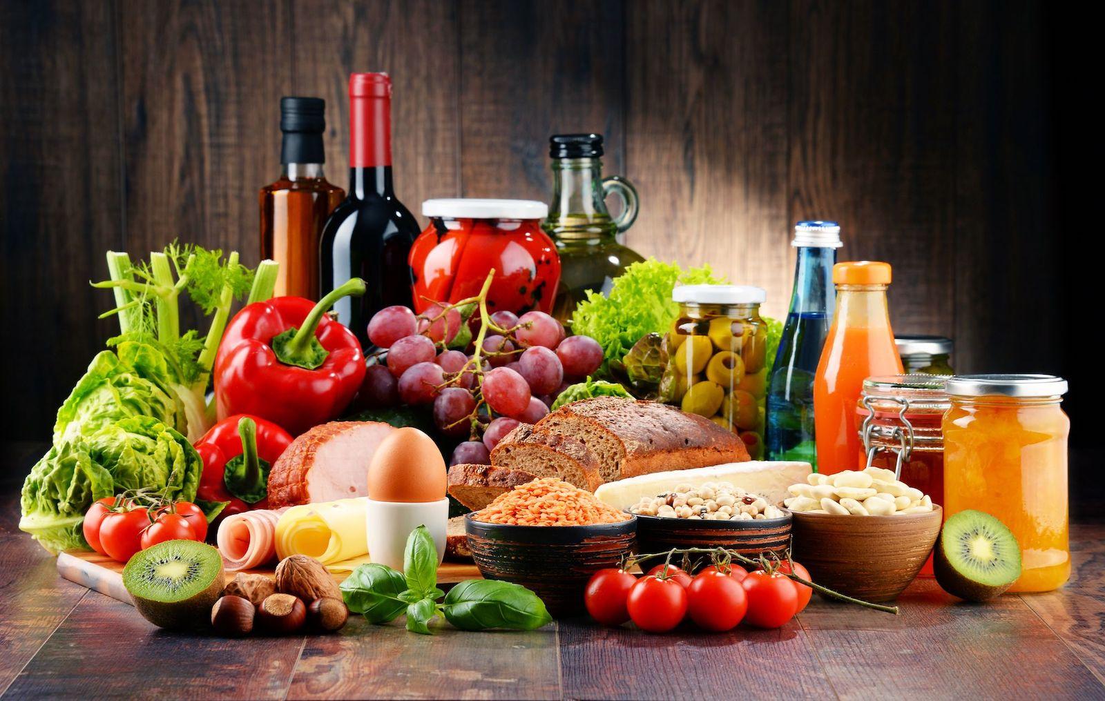 Gesunde-Lebensmittel