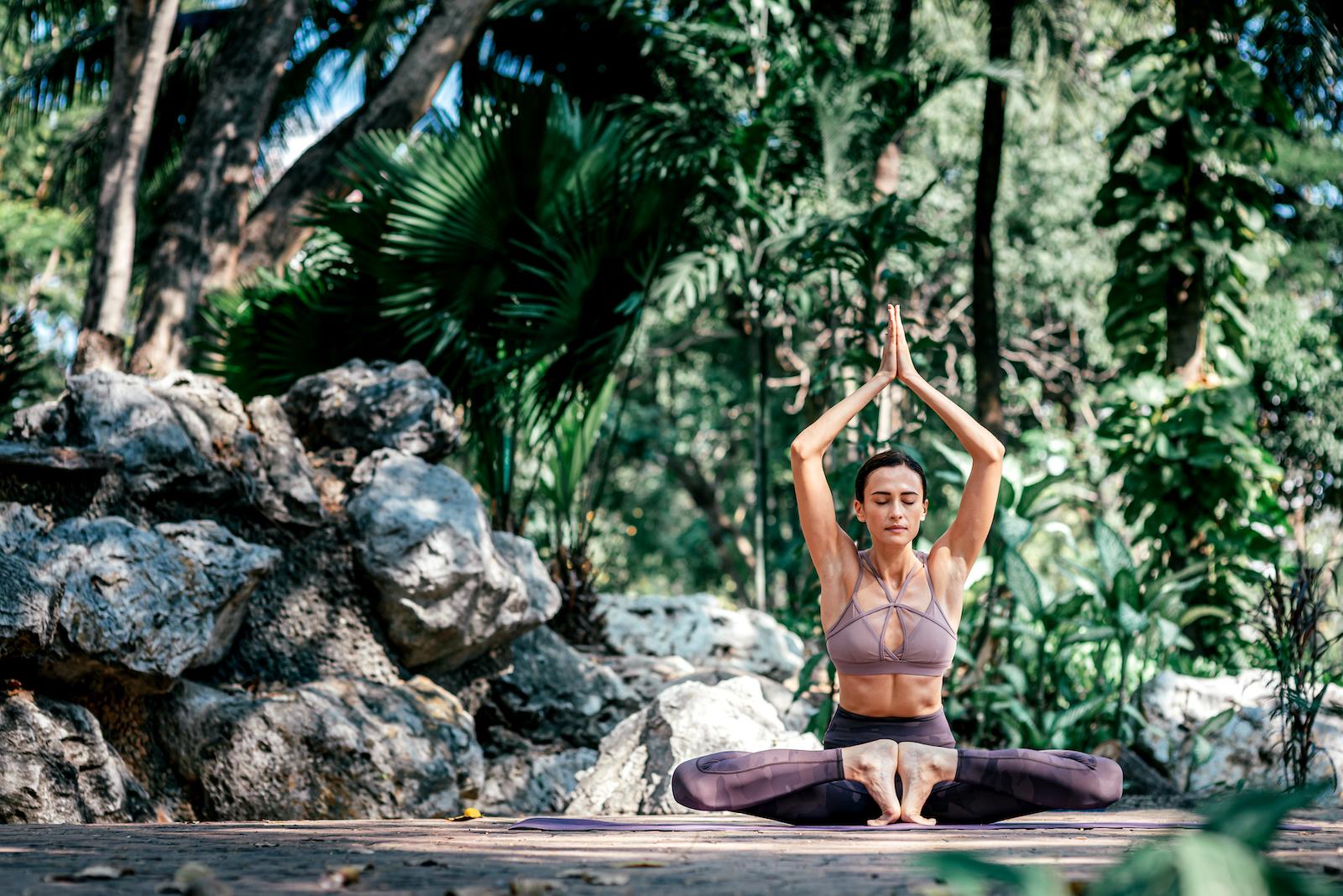 Gesunde Psyche mit Yoga