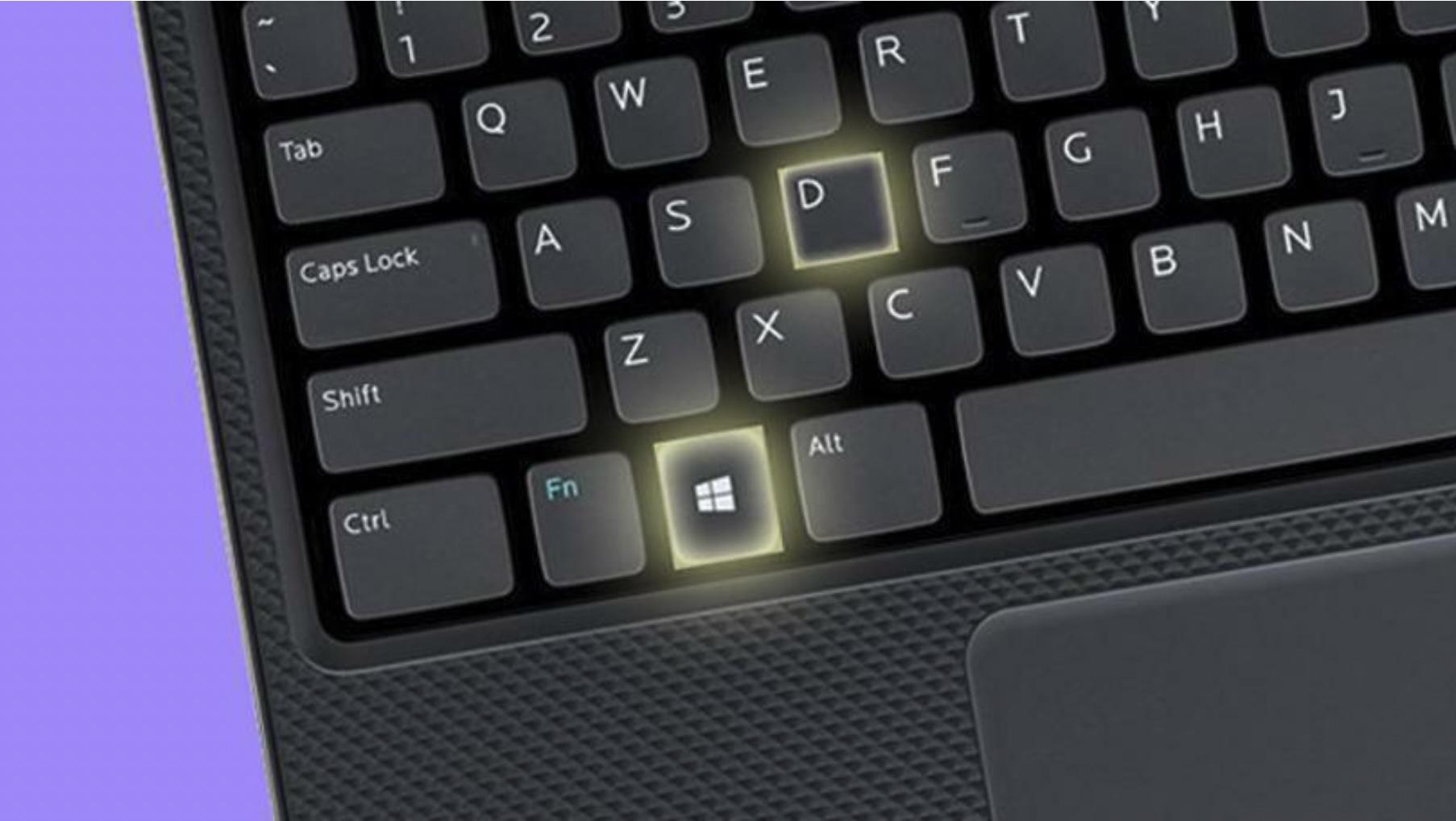 Lerne die wichtigsten Tastaturkürzel