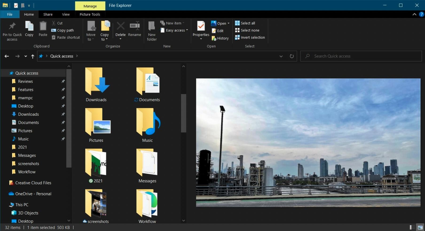Windows Explorer statt Finder